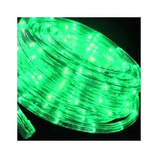 LED Tube Lights, 33 Feet, Plug In, Outdoor, Multi function, GREEN : String Lights : Patio, Lawn & Garden