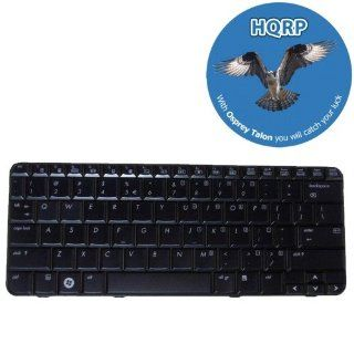 HQRP Laptop keyboard compatible with HP TouchSmart tx2 1022au / tx2 1024ca / tx2 1025dx Notebook Replacement plus HQRP Coaster: Computers & Accessories