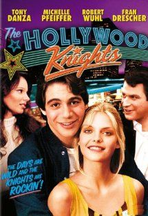 Hollywood Knights: Michelle Pfeiffer, Tony Danza, Fran Drescher, Leigh French:  Instant Video