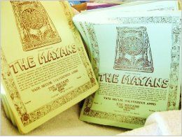 The Mayans (vade mecum volventibus annis) 127 booklets, (The Mayan Degree booklets): Harold Davis Emerson, Rose Dawn, Mayan Order: Books