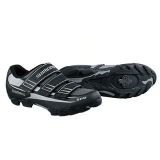 Shimano SH M121 Mountain Bike Shoe   Black (39): Shoes