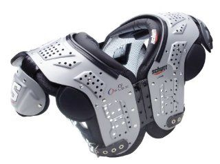 Schutt O2 Flex OL/DL Shoulder Pad : Football Shoulder Pads : Sports & Outdoors