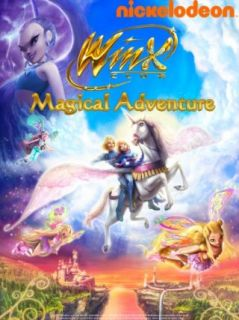 Winx Club: Magical Adventure: Molly C. Quinn, Keke Palmer, Matt Shively, Jennifer Cody:  Instant Video