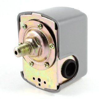 AC 220V 10A 145 175PSI 1 Port Air Compressor Pump Pressure Control Switch Valve