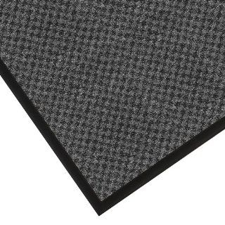 """Notrax 145 Preference Entrance Mat, for Inside Foyer Area and Main Entranceways, 2' Width x 3' Length x 5/16"""" Thickness, Charcoal Industrial & Scientific"""
