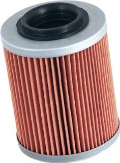 K&N Oil Filter   Aprilia, Bombardier, Can Am, Ski Doo (See Specifications)   Black   KN 152: Automotive