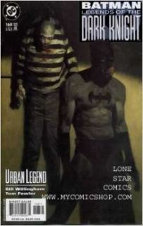 Batman Legends Dark Knight #168: Bill Willingham & Tom Fowler: Books