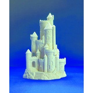 Sandcastle Centerpiece   Magic Castle, NaturalSand   Unique Decorative Items