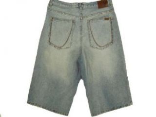 Sean John Garvey Denim Short   Men's ( sz. 38, Downtown ): Clothing