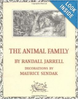 The Animal Family (Michael Di Capua Books): Randall Jarrell, Maurice Sendak: 9780062059048: Books