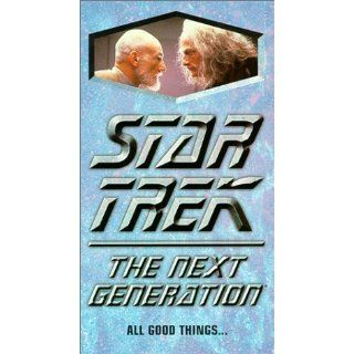 Star Trek   The Next Generation, Episode 177: All Good ThingsThe Final Episode ('94 '95) [VHS]: LeVar Burton, Gates McFadden, Gabrielle Beaumont, Robert Becker, Cliff Bole, Timothy Bond, David Carson, Chip Chalmers, Richard Compton, Robert Iscove,