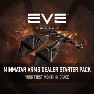 EVE Online: Starter Pack   Minmatar Arms Dealer [Online Game Code]: Video Games
