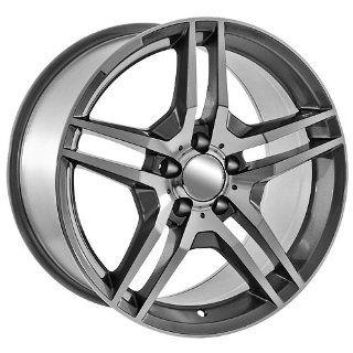 18 Inch Mercedes Benz Wheels Rims fits AMG Models C63 E63 CLK63 S63 Automotive