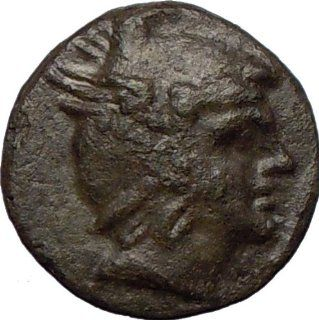 PERSEUS 179BC Rare Ancient Macedonian Greek Coin HERO w head of MEDUSA EAGLE: Everything Else