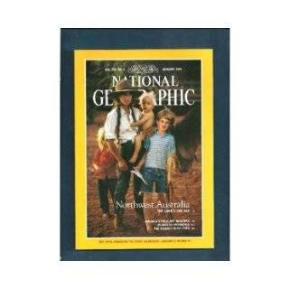 National Geographic Magazine, Vol. 179 No.1, Jan.1991: NW Australia; Journey Into Dreamtime; Sea Beyond the Outback; Masters of Traditional Arts; Patagonia Puma: Lord of Land's End; Disease Detectives: Harvey; Fox, Rodney; Hunt, Marjorie; Weintraub, Bo