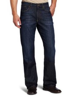 Lucky Brand Men's 181 Relaxed Straight Leg Jean in Lip Service: Clothing