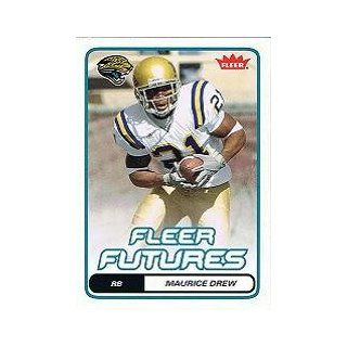 2006 Fleer #174 Maurice Drew RC: Sports Collectibles