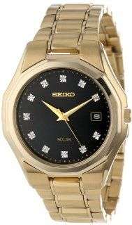 Seiko Men's SNE182 Dress Solar Classic Watch: Seiko: Watches
