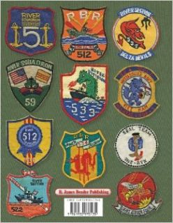 River Patrol Insignia of the United States Navy (Vietnam) 1966/1972: Scott Kraska, Stephen Kirby: 9781932970135: Books