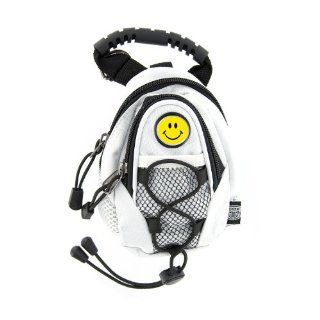 CMC Golf Smiley Face Mini Day Pack (Navy) : Golf Handbags : Sports & Outdoors