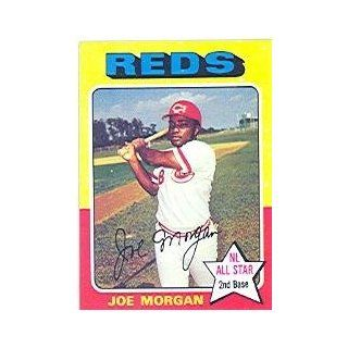 1975 Topps #180 Joe Morgan   EX MT: Sports Collectibles