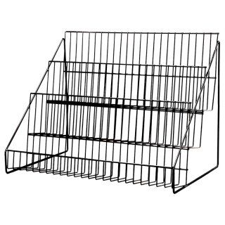 20 Pocket Magazine Merchandiser   Commercial Magazine Racks