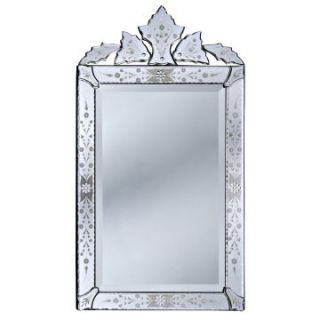 Cecille Venetian Wall Mirror   20.5W x 38H in.   Wall Mirrors