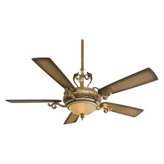 Minka Aire F705 TSP Napoli 56 in. Indoor Ceiling Fan   Tuscan Patina   Ceiling Fans