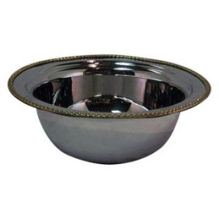 Old Dutch Round Stainless Steel Food Pan for 840 and 891   Chafing Dishes & Buffet Servers