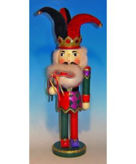 Court Jester Nutcracker   Nutcrackers