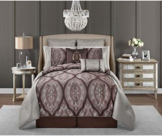 Victoria Classics Valerie 8 pc. Comforter Set   Bedding Sets