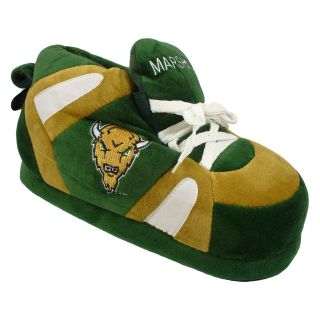 Comfy Feet NCAA Sneaker Boot Slippers   Marshall Thundering Herd   Mens Slippers