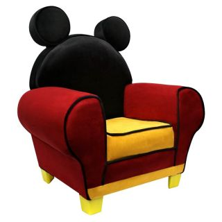 Disney Mickey Mouse Chair   Seating