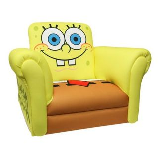 Nickelodeon Sponge Bob Deluxe Rocking Chair   Kids Rocking Chairs