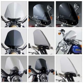2008 2012 Harley Davidson FXDF Fat Bob Windshield   National Cycle, National Cycle Gladiator