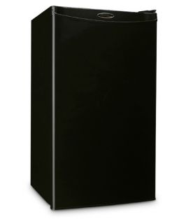 Danby DCR88BLDD 3.2 cu.ft. Counter High Refrigerator   Black   Small Refrigerators
