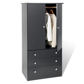 Edenvale Bedroom Wardrobe Armoire   Closet Organizers