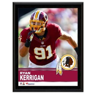 Ryan Kerrigan Washington Redskins Sublimated 10.5 x 13 Plaque