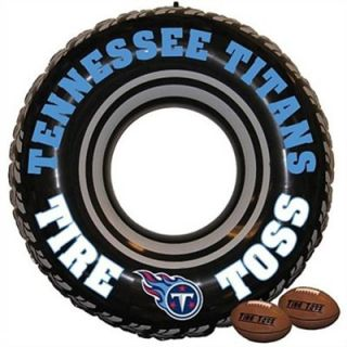 Tennessee Titans Tire Toss Game