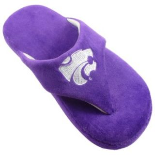Comfy Feet NCAA Comfy Flop Slippers   K State Wildcats   Mens Slippers