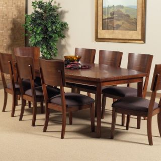 Somerton Perspective Leg Dining Table   Dining Tables