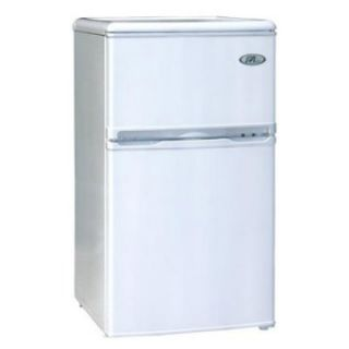Sunpentown RF 322W 3.2 cu. ft. Double Door Refrigerator with Energy Star   Small Refrigerators
