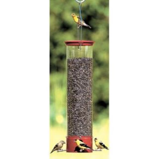 Droll Yankee Dipper 21 in. 4 Port Squirrel Proof Bird Feeder   Bird Feeders