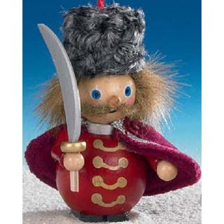 Steinbach Russian Dancer Wood Christmas Ornament   Nutcrackers