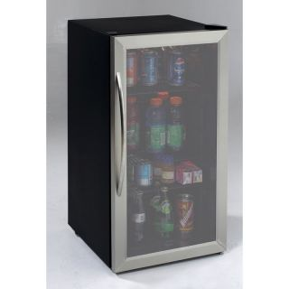 Avanti BCA31SS IS 3.1 cu. ft. Beverage Cooler   Wine Coolers