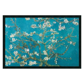 Almond Branches in Bloom, detail (ii) Framed Wall Art by Vincent van Gogh   37.41W x 25.41H in.   Framed Wall Art