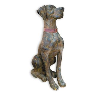Uttermost 20942 Big Rusty Statue   Accents and Decor