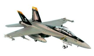 Hogan F 18F Jolly Rogers Model Airplane   Military Airplanes