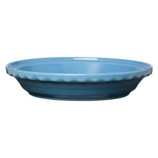 Fiesta Peacock Deep Dish Pie Baker   10.25 in.   Pie Pans