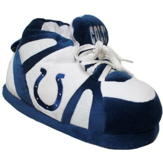 Comfy Feet NFL Sneaker Boot Slippers   Indianapolis Colts   Mens Slippers